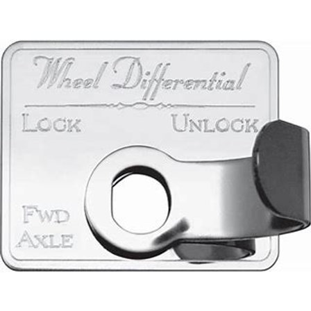 Wheel Differential Switch Gaurd
