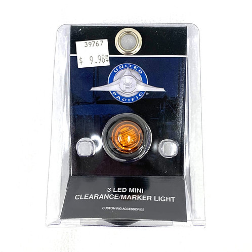 "3/4"" Clearance/ Marker Light"