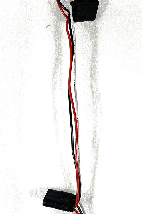 3-Plug Female Wire Harness