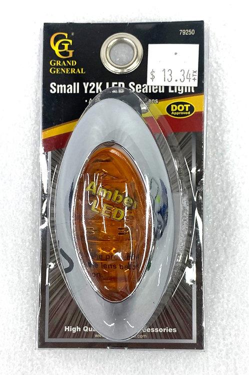 Y2K Mini Oval Marker Light