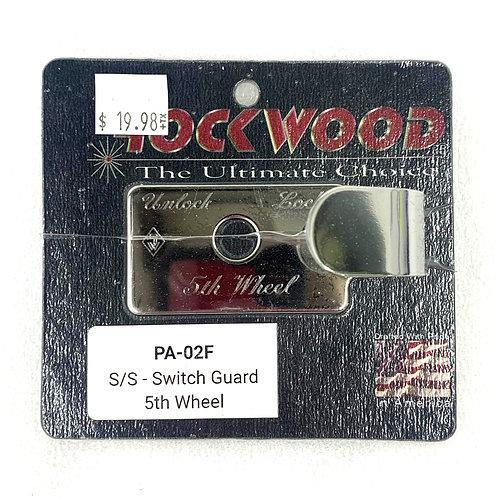 5th Wheel Switch Gaurd