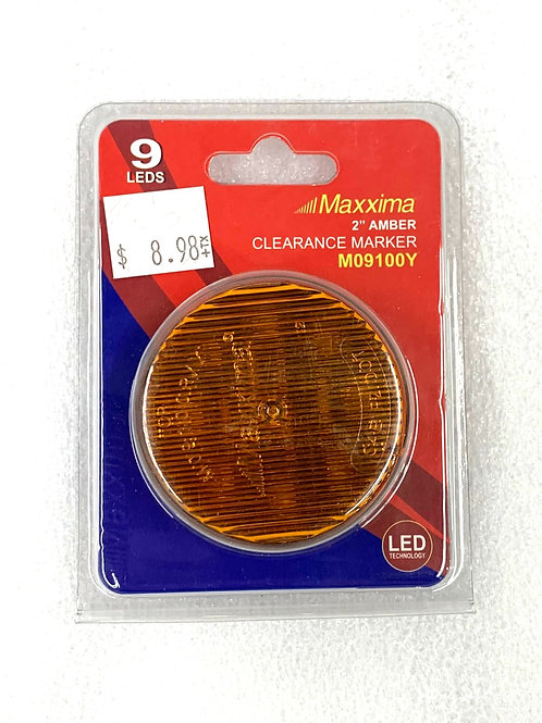 "2"" Amber Clearance Light"