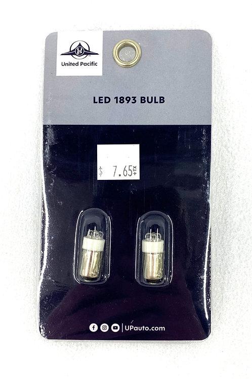 1893 Micro Light Bulb White