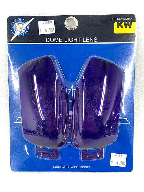 Purple Dome Light Lens