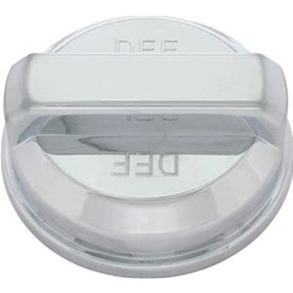 Chrome DEF Cap Cover