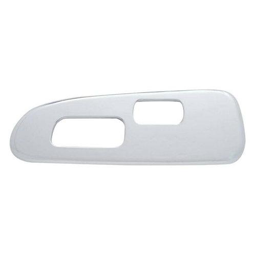 Chrome Door Control Panel