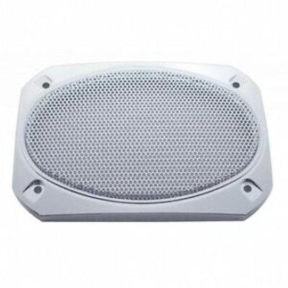 Chrome Speaker Cover