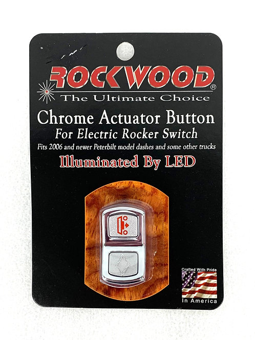 Actuator Button For Electric Rocker Switch