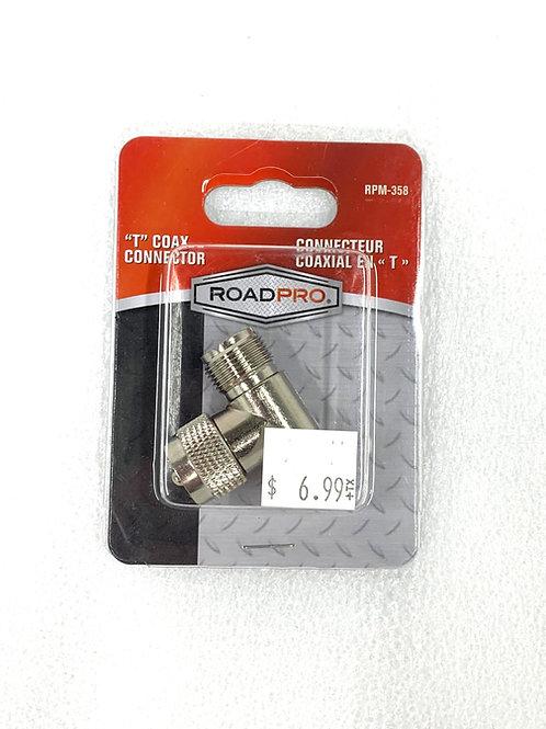 T-Coax Connector