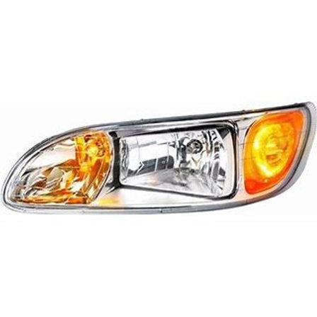 Peterbilt Chrome Headlight Assembly