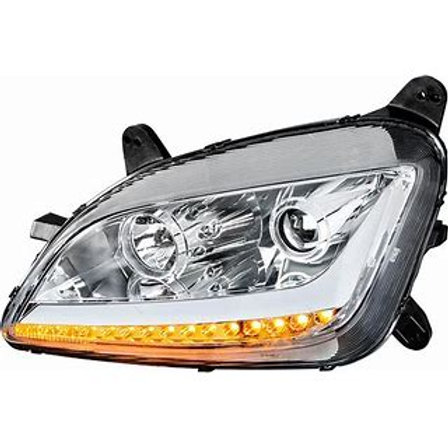 Peterbilt Chrome Projection Headlight
