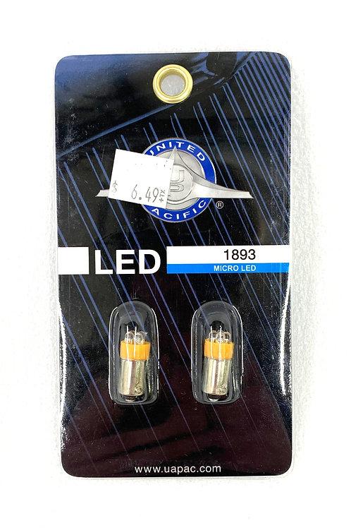 1893 Micro Light Bulb Amber