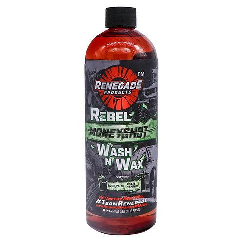 Rebel Moneyshot Wash n' Wax