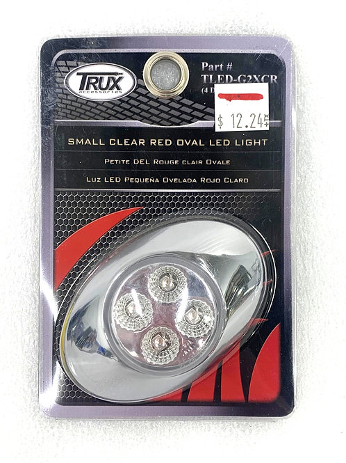 "1-1/2"" Red Marker Light"