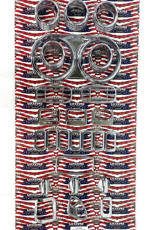 Peterbilt 2006+ Dash Kit