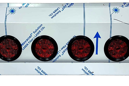 Peterbilt Deck Shock Base Cover