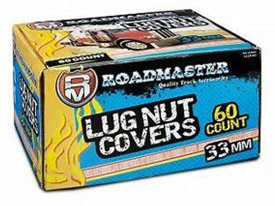 Lug Nut Cover Kit (60-Pack)