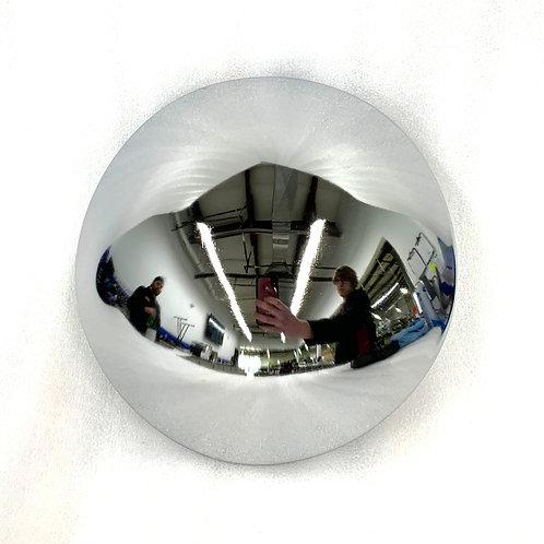 5-Notch Chrome Hubcap