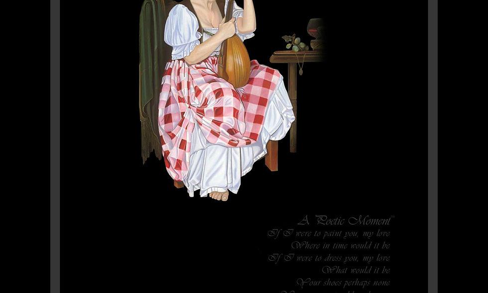 Bellini - Peasant Girl - Poetic Moment™