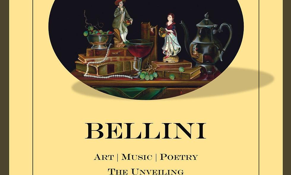 Bellini Event Poster
