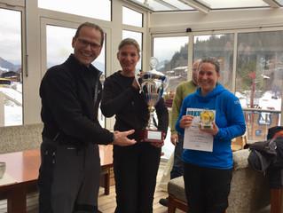 BLLV Lehrerteam holt stolzen 1. Platz bei den Starnberger Behördenskimeisterschaften in Achenkirch 2