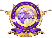 THE OFFICIAL SEAL OF RESTORATION CHRISTI