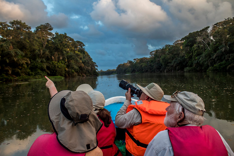 Pacuare_Reserve_2018_Visitantes_Canal_Am