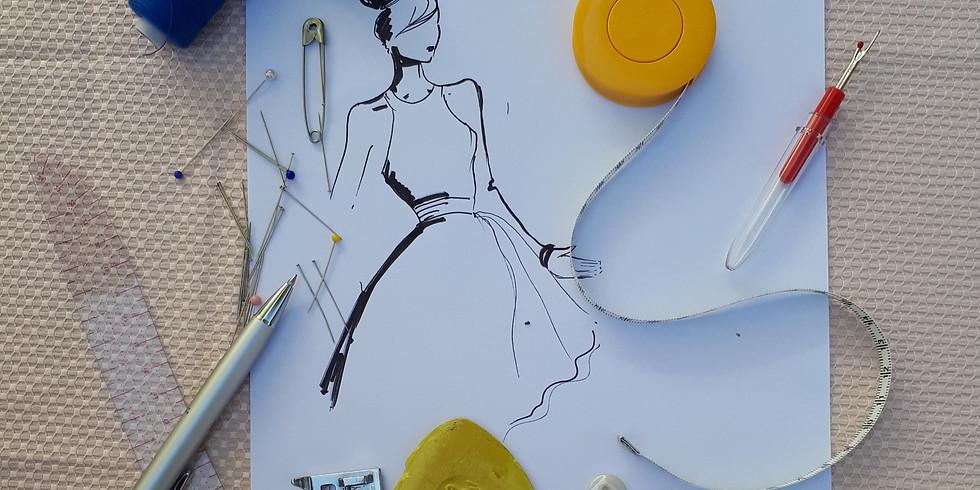 Stage de couture Enfant/Ado