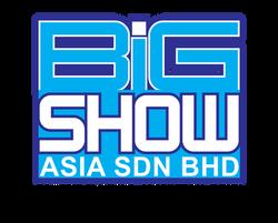 BIG SHOW ASIA concept planningLOGO-01