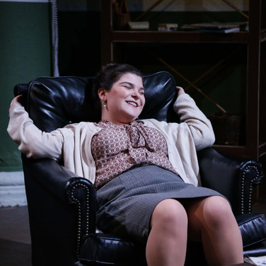 The Drowsy Chaperone // (Wo)man in Chair