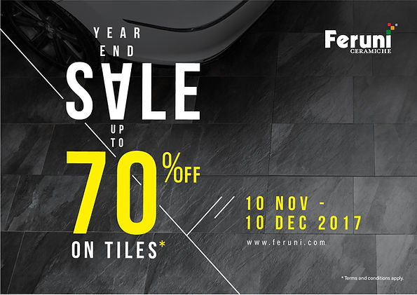 Year End Sale 2017