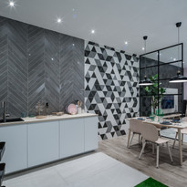 The latest tile collections are on full display