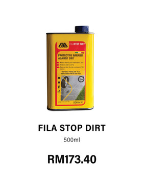 Fila Stop Dirt 500ml
