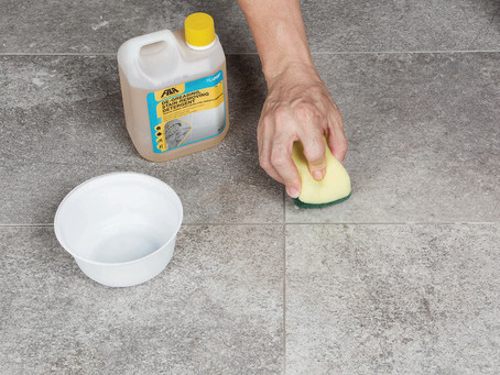 Make your Tiles Sparkling Clean for Raya