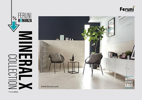 Feruni Bonanza - Mineral X (Latest News)