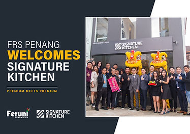 FRS Penang Welcomes Signature Kitchen