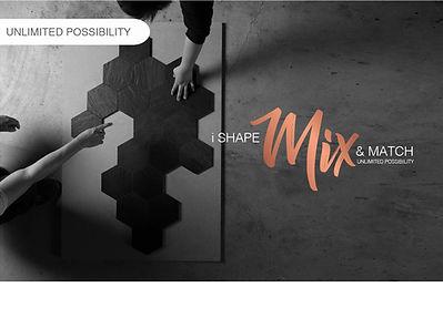 I-shapes mix & match