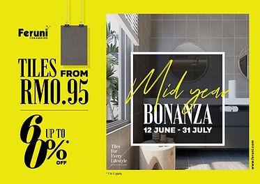 Mid Year Bonanza