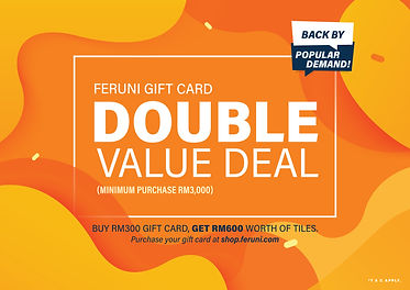 Double Value Deal