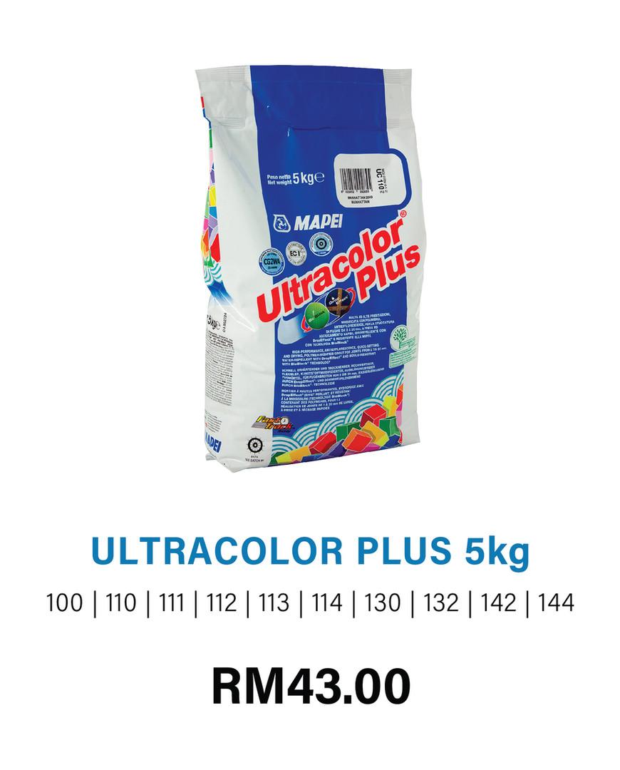 Ultracolor Plus 5kg