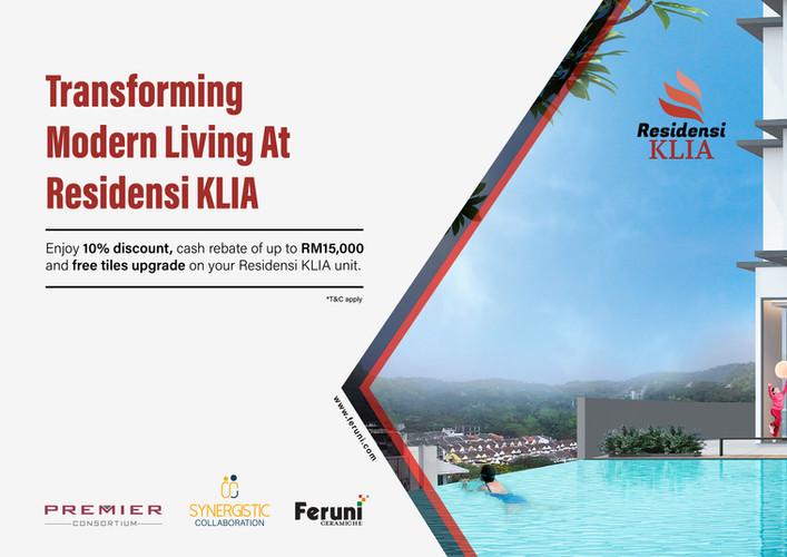 Premier Consortium - Residensi KLIA (Lat