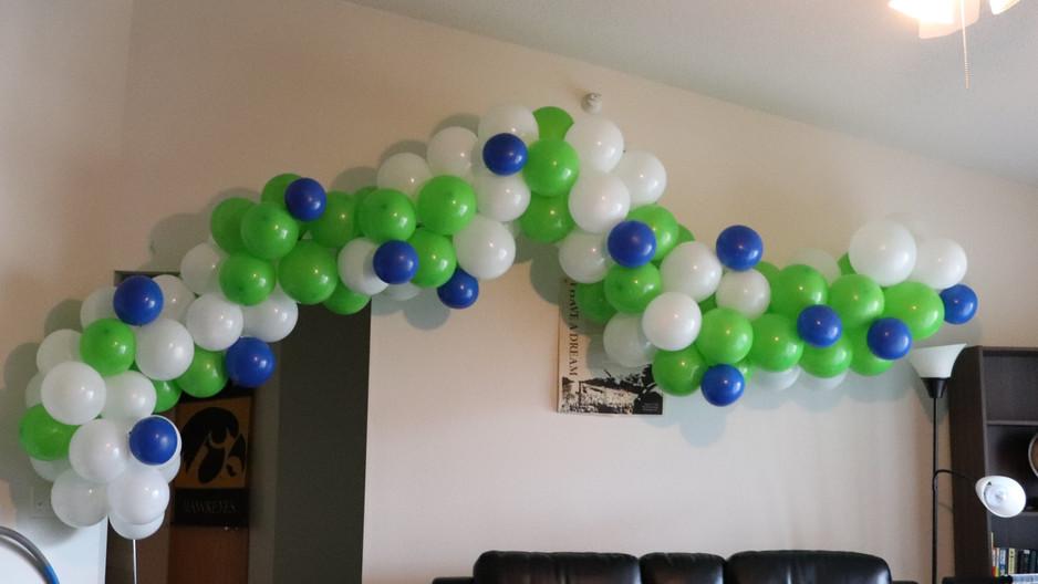 Standard Balloon Garland