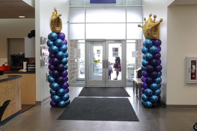 Specialty Balloon Columns
