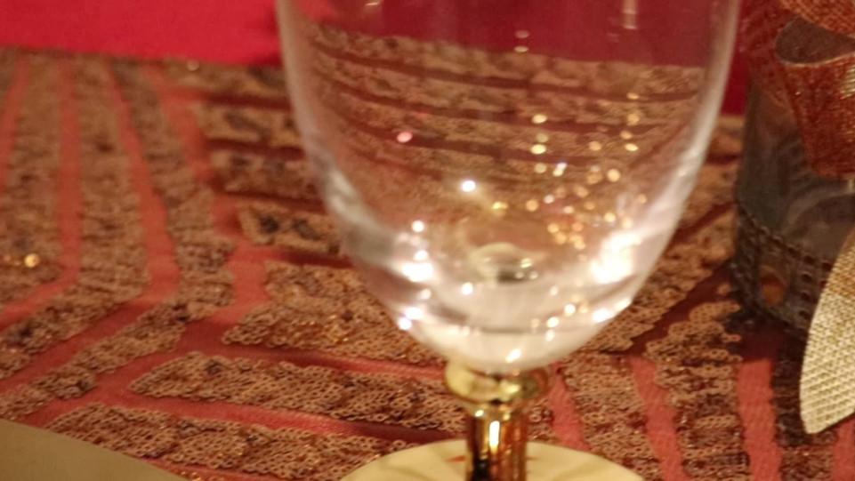 Glamsgiving Table Decor Kit