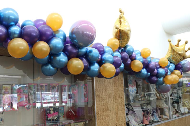 Specialty Balloon Garland