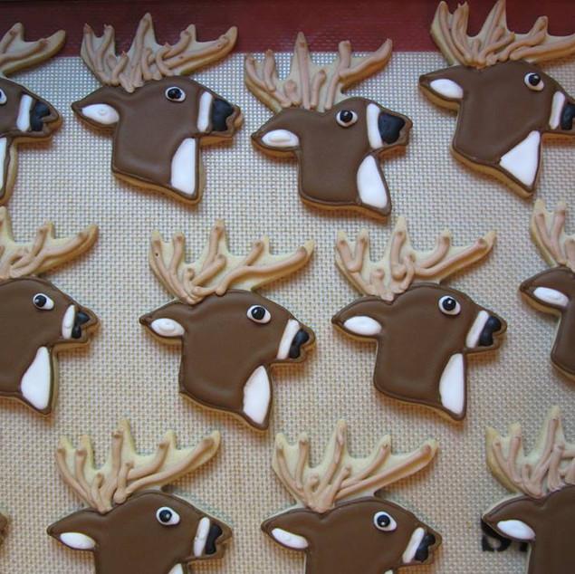 Buck Cookies