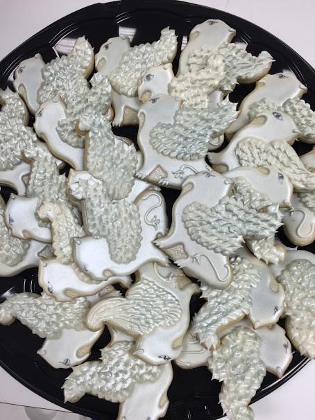 Gryphon Cookies
