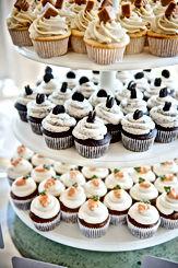 Wedding Cupcake Tower