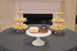 Cheesecake Wedding Dessert Buffet