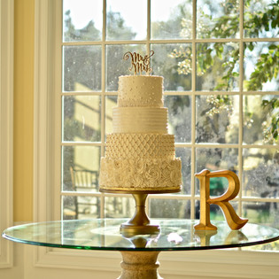 Gorgeous Textures in Buttercream